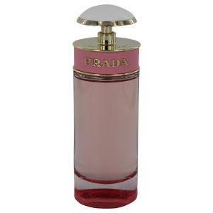 Prada Candy Florale by Prada Eau De Toilette Spray (Tester) 2.7 oz Women
