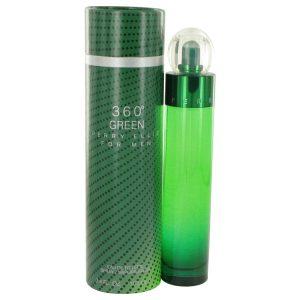 Perry Ellis 360 Green by Perry Ellis Eau De Toilette Spray 3.4 oz Men