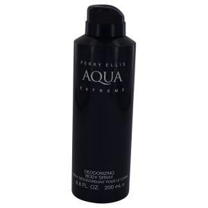 Perry Ellis Aqua Extreme by Perry Ellis Body Spray 6.8 oz Men