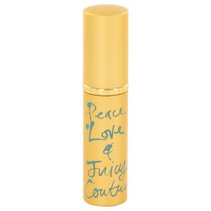 Peace Love & Juicy Couture by Juicy Couture Mini EDP Spray .13 oz Women