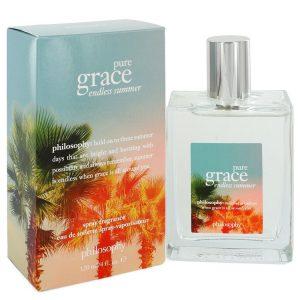 Pure Grace Endless Summer by Philosophy Eau De Toilette Spray 4 oz Women