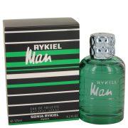Rykiel Man by Sonia Rykiel Eau De Toilette Spray 4.2 oz Men