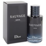 Sauvage by Christian Dior Parfum Spray 3.4 oz Men