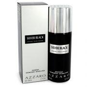 Silver Black by Azzaro Deodorant Spray 5.1 oz Men