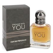 Stronger With You by Giorgio Armani Eau De Toilette Spray 1 oz Men