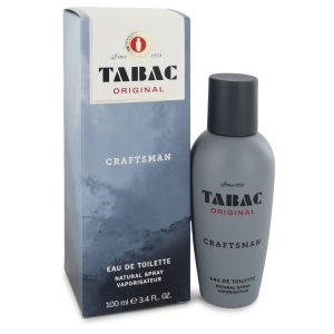 Tabac Original Craftsman by Maurer & Wirtz Eau De Toilette Spray 3.4 oz Men