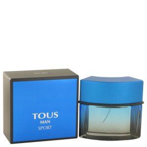 Tous Man Sport by Tous Eau De Toilette Spray 1.7 oz Men
