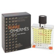 Terre D'Hermes by Hermes Pure Perfume Spray (Limited Edition 2019) 2.5 oz Men
