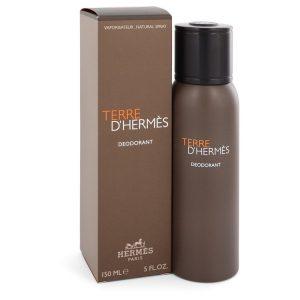 Terre D'Hermes by Hermes Deodorant Spray 5 oz Men