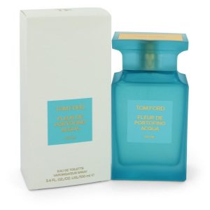 Tom Ford Fleur De Portofino Acqua by Tom Ford Eau De Toilette Spray 3.4 oz Women