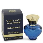 Versace Pour Femme Dylan Blue by Versace Mini EDP .17 oz Women