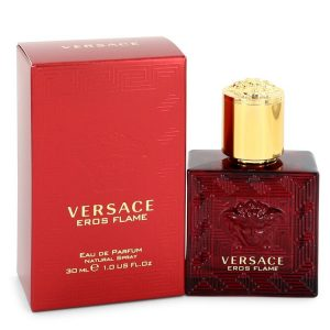Versace Eros Flame by Versace Eau De Parfum Spray 1 oz Men