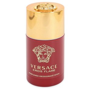 Versace Eros Flame by Versace Deodorant Stick 2.5 oz Men