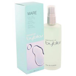 BYBLOS MARE by Byblos Eau De Toilette Spray 4 oz Women