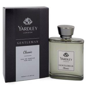 Yardley Gentleman Classic by Yardley London Eau De Parfum Spray 3.4 oz Men