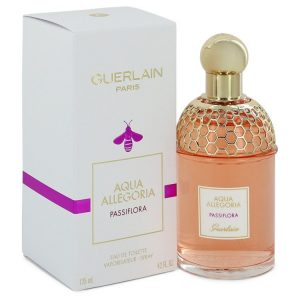 Aqua Allegoria Passiflora by Guerlain Eau De Toilette Spray 4.2 oz Women