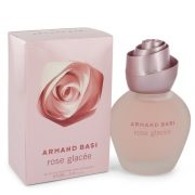 Armand Basi Rose Glacee by Armand Basi Eau De Toilette Spray 3.4 oz Women