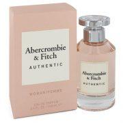 Abercrombie & Fitch Authentic by Abercrombie & Fitch Eau De Parfum Spray 3.4 oz Women
