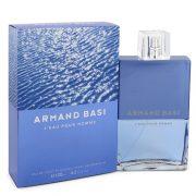 Armand Basi L'eau Pour Homme by Armand Basi Eau De Toilette Spray 4.2 oz Men