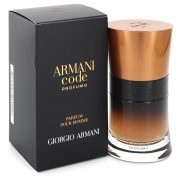 Armani Code Profumo by Giorgio Armani Eau De Parfum Spray 1 oz Men