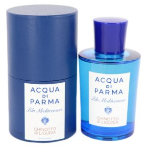 Blu Mediterraneo Chinotto Di Liguria by Acqua Di Parma Eau De Toilette Spray (Unisex) 5 oz Women