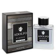 Adolfo Classic by Francis Denney Eau De Toilette Spray 3.4 oz Men