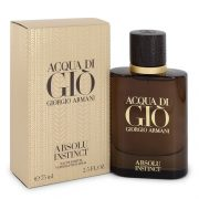 Acqua Di Gio Absolu Instinct by Giorgio Armani Eau De Parfum Spray 2.5 oz Men