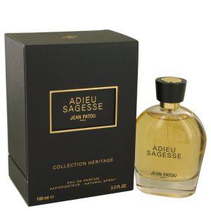 Adieu Sagesse by Jean Patou Eau De Parfum Spray 3.3 oz Women