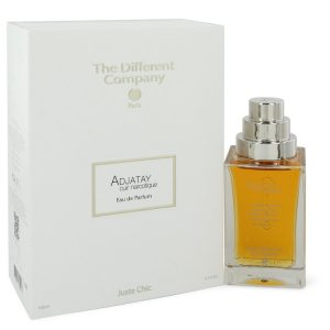 Adjatay Cuir Narcotique by The Different Company Eau De Parfum Spray 3.3 oz Women