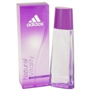Adidas Natural Vitality by Adidas Eau De Toilette Spray 1.7 oz Women