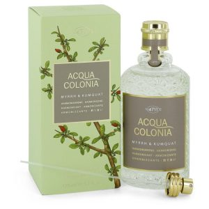 4711 Acqua Colonia Myrrh & Kumquat by Maurer & Wirtz Eau De Cologne Spray 5.7 oz Women