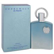 Supremacy in Heaven by Afnan Eau De Parfum Spray 3.4 oz Men