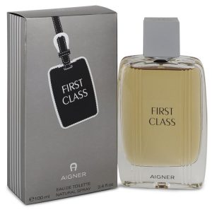 Aigner First Class by Etienne Aigner Eau De Toilette Spray 3.4 oz Women