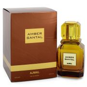 Ajmal Amber Santal by Ajmal Eau De Parfum Spray (Unisex) 3.4 oz Women