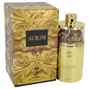 Ajmal Aurum by Ajmal Eau De Parfum Spray 2.5 oz Women