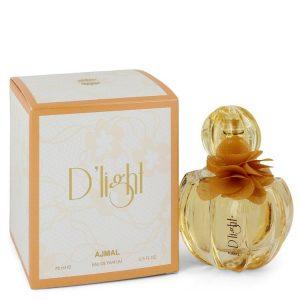 Ajmal D'light by Ajmal Eau De Parfum Spray 2.5 oz Women