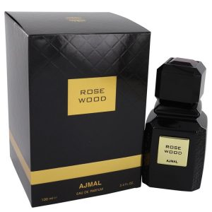Ajmal Rose Wood by Ajmal Eau De Parfum Spray 3.4 oz Women