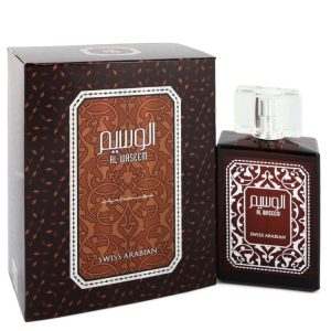 Al Waseem by Swiss Arabian Eau De Parfum Spray 3.4 oz Men