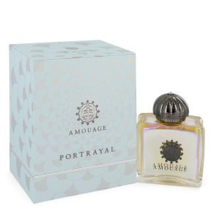 Amouage Portrayal by Amouage Eau De Parfum Spray 3.4 oz Women