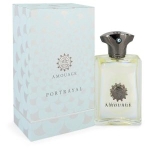 Amouage Portrayal by Amouage Eau De Parfum Spray 3.4 oz Men