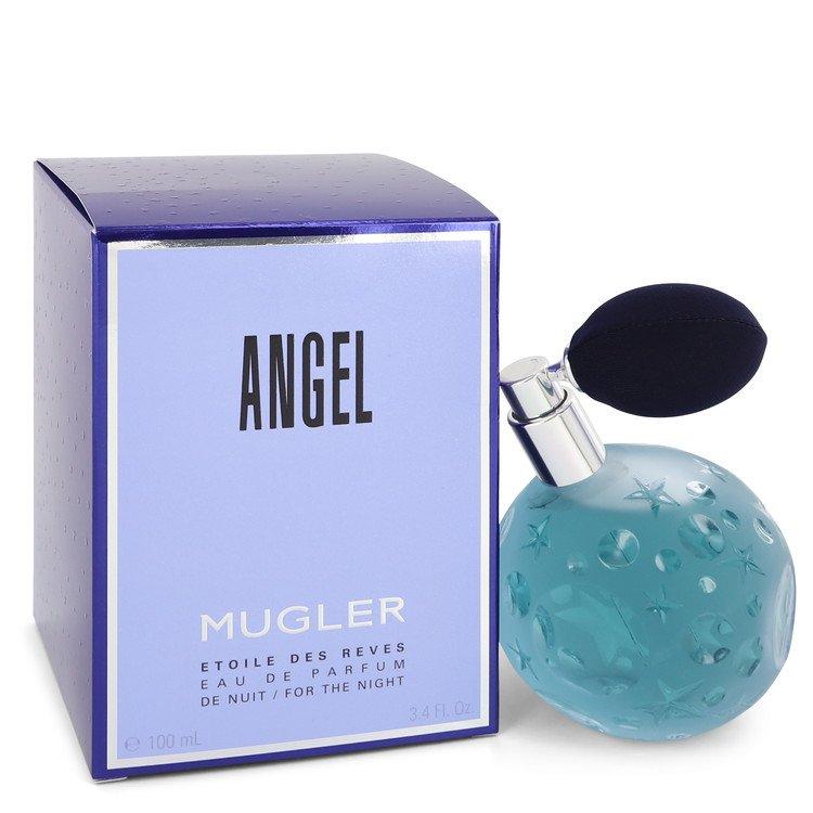 Angel Etoile Des Reves by Thierry Mugler Eau De Parfum De Nuit with Atomizer 3.4 oz Women