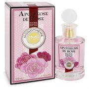 Apothéose de Rose by Monotheme Fine Fragrances Venezia Eau De Toilette Spray 3.4 oz Women