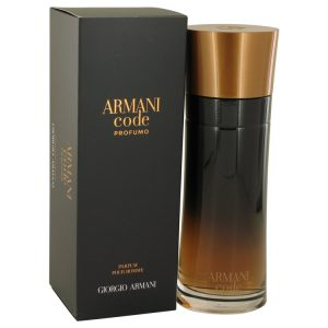 Armani Code Profumo by Giorgio Armani Eau De Parfum Spray 6.7 oz Men