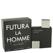 Armaf Futura La Homme Intense by Armaf Eau De Parfum Spray 3.4 oz Men