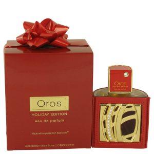 Armaf Oros Holiday by Armaf Eau De Parfum Spray 2.9 oz Women