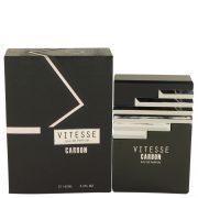 Armaf Vitesse Carbon by Armaf Eau De Parfum Spray 3.4 oz Men