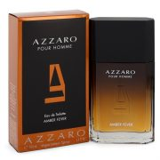 Azzaro Amber Fever by Azzaro Eau De Toilette Spray 3.4 oz Men