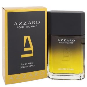 Azzaro Ginger Love by Azzaro Eau De Toilette Spray 3.4 oz Men