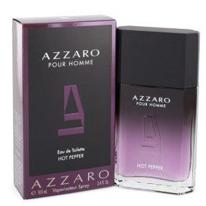 Azzaro Hot Pepper by Azzaro Eau De Toilette Spray 3.4 oz Men