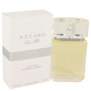 Azzaro Pour Elle by Azzaro Eau De Parfum Refillable Spray 2.5 oz Women